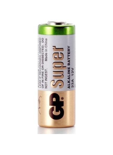 GP Gp Tekli 23A 12V Alkalin Spesifik Pil Renkli